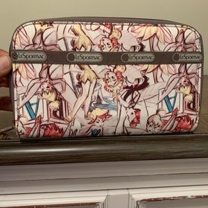 Disney Tinkerbell Dooney and Bourke Wallet